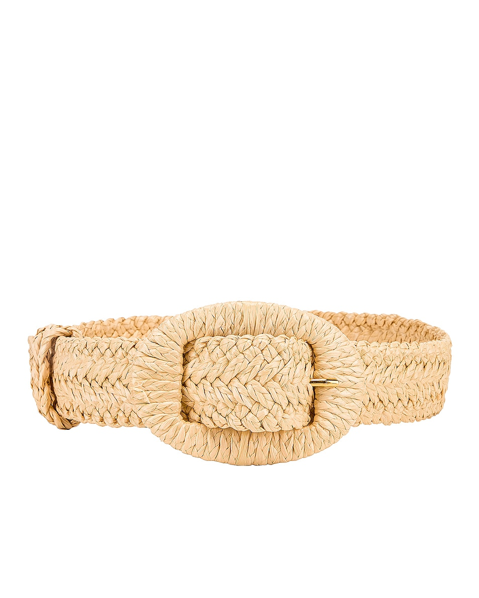 Image 2 of Altuzarra Sabrina Belt in Straw