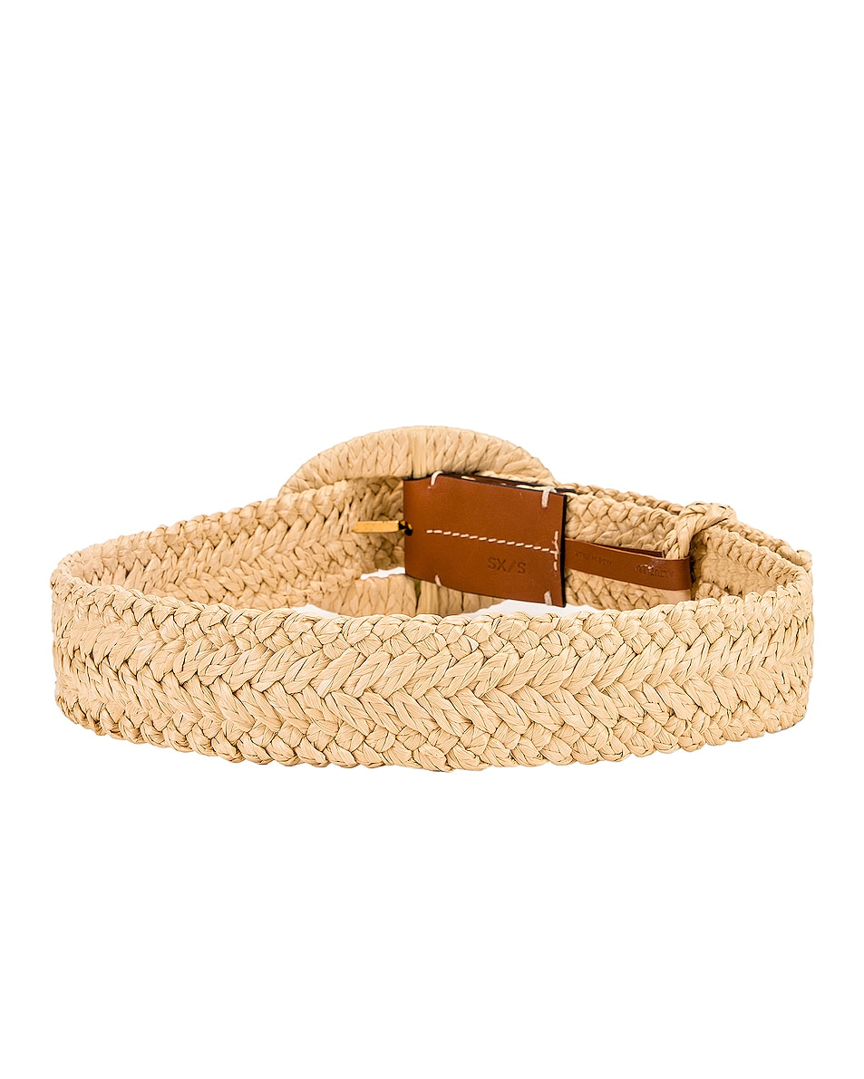 Image 3 of Altuzarra Sabrina Belt in Straw