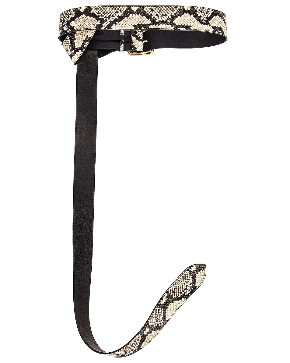 Image 2 of Alexander McQueen Double Long Belt in Roccia