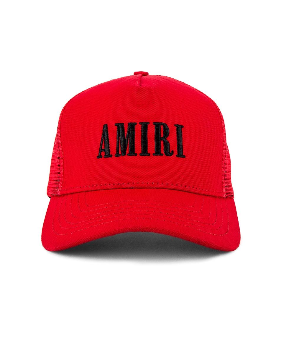 Amiri Hats Trucker Hat
