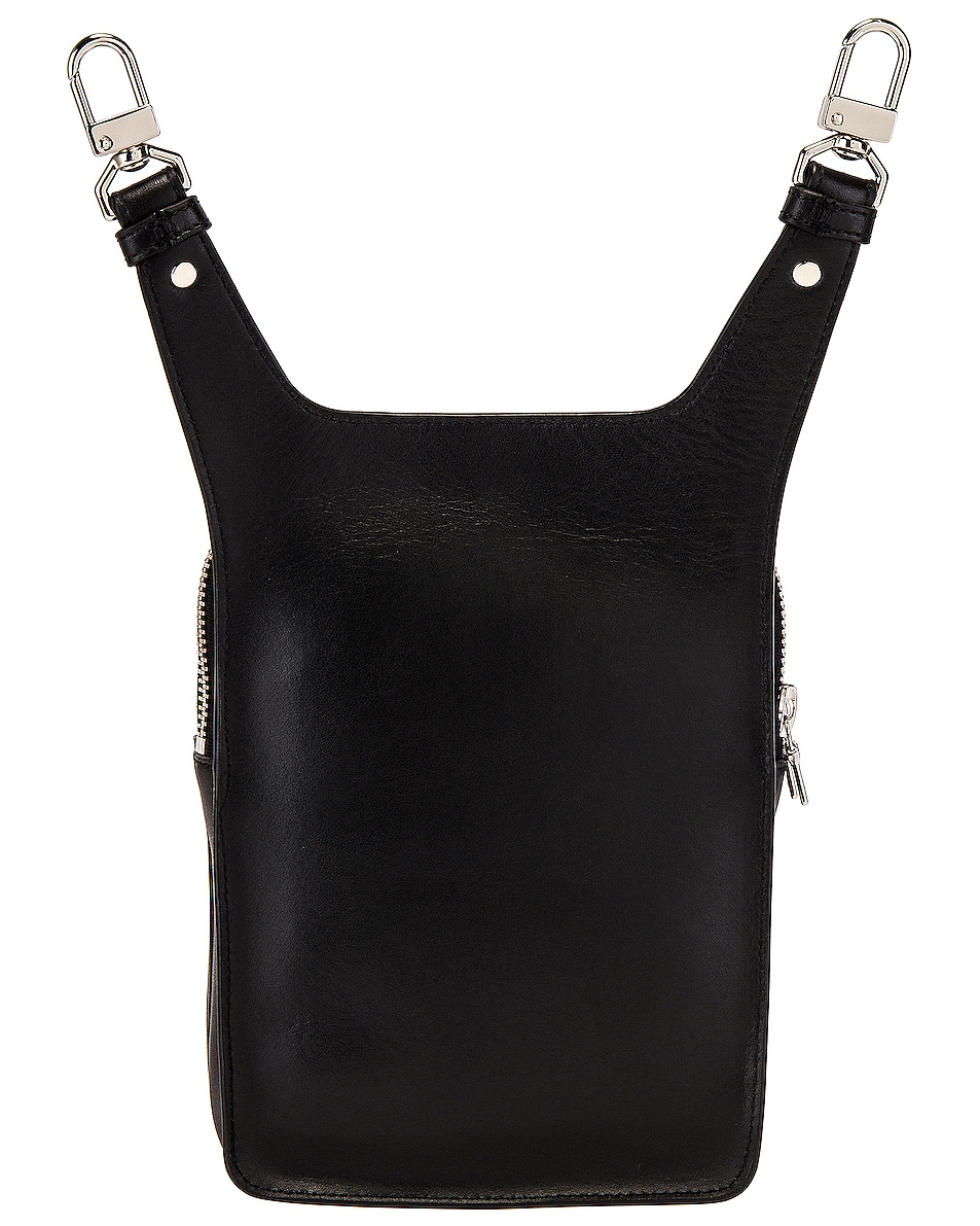 Image 2 of Amiri Hip Pouch in Black