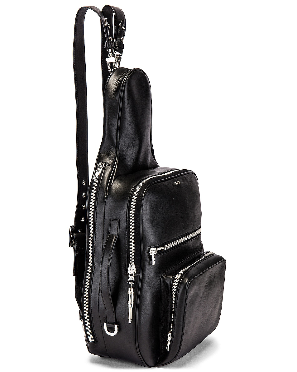 Image 3 of Amiri Medium Guitar Bag in Black