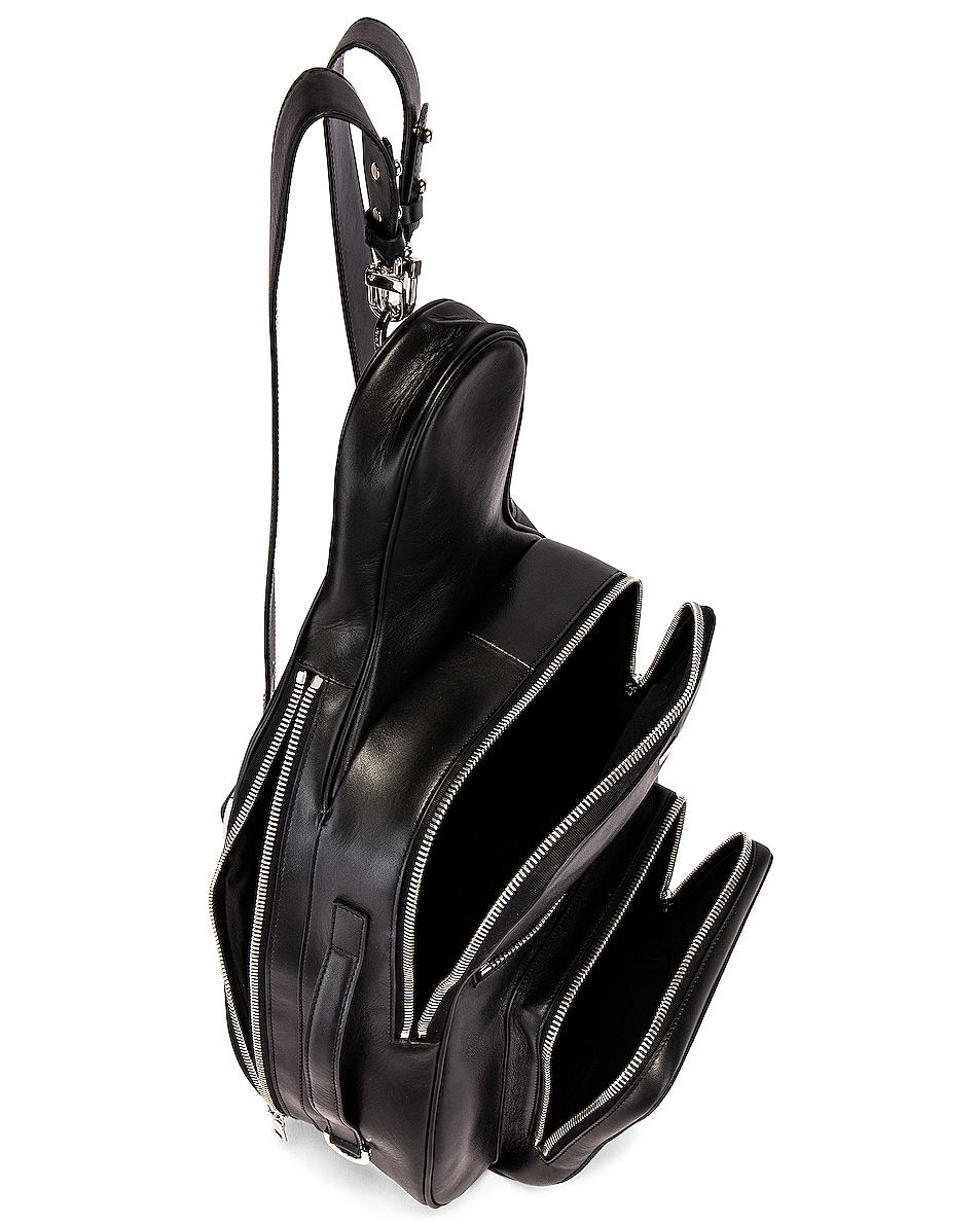 Image 4 of Amiri Medium Guitar Bag in Black