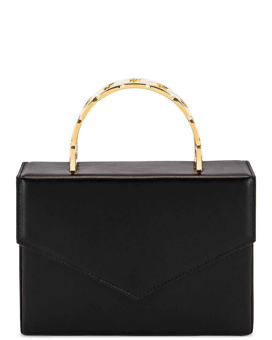 Image 1 of AMINA MUADDI Pernille Bag in Black