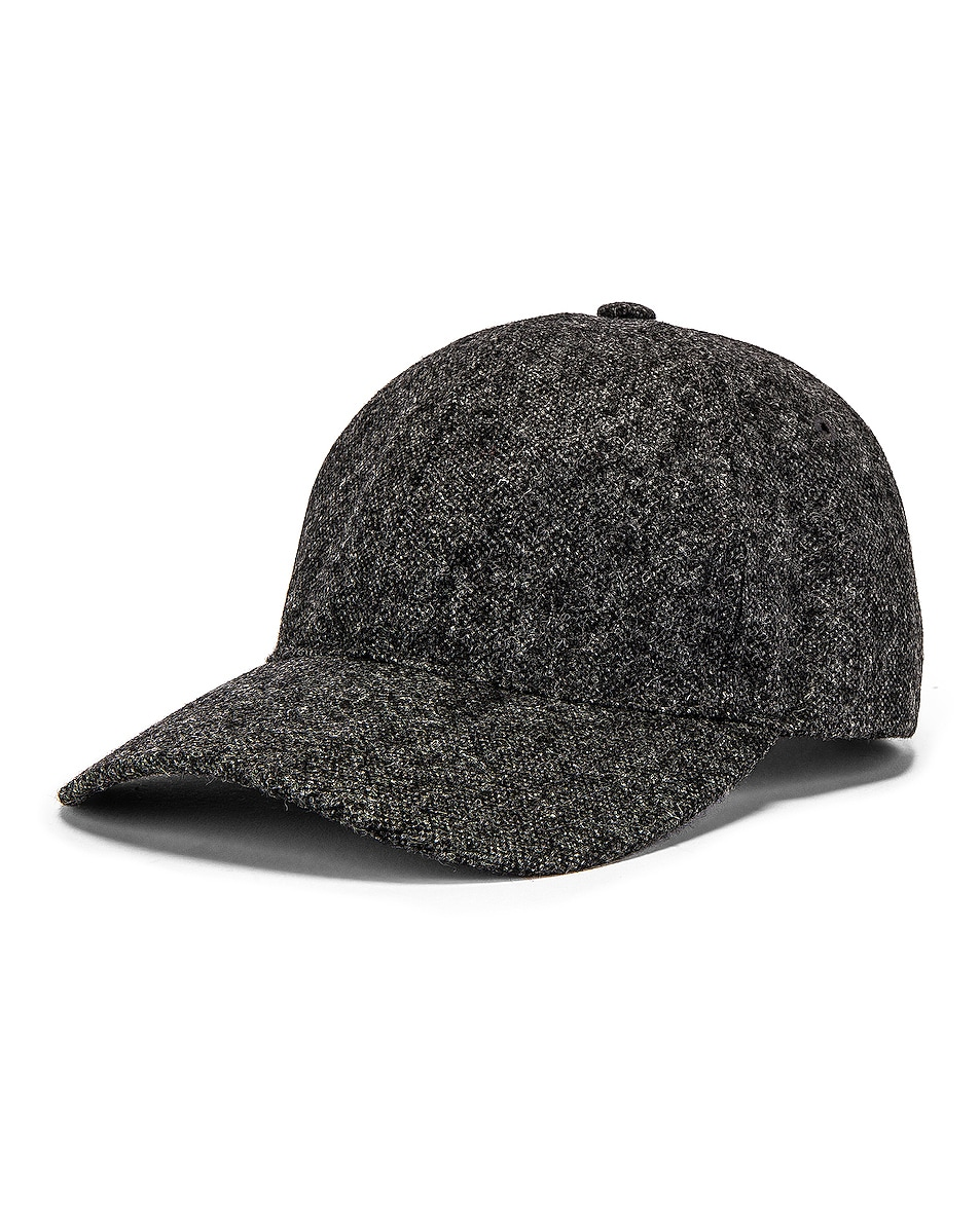 Image 2 of A.P.C. Aaron Cap in Anthracite