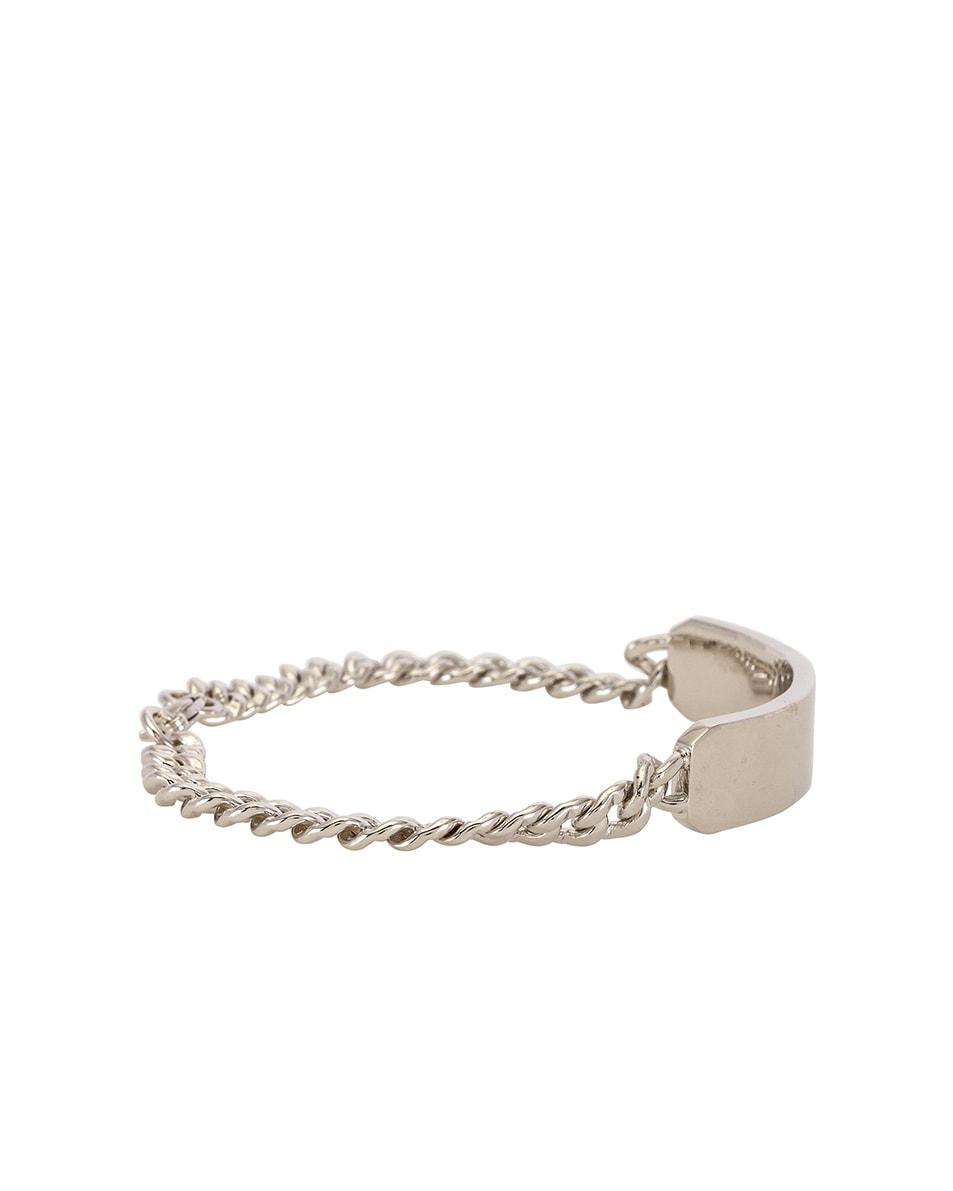 Image 2 of A.P.C. Darwin Bracelet in Argent