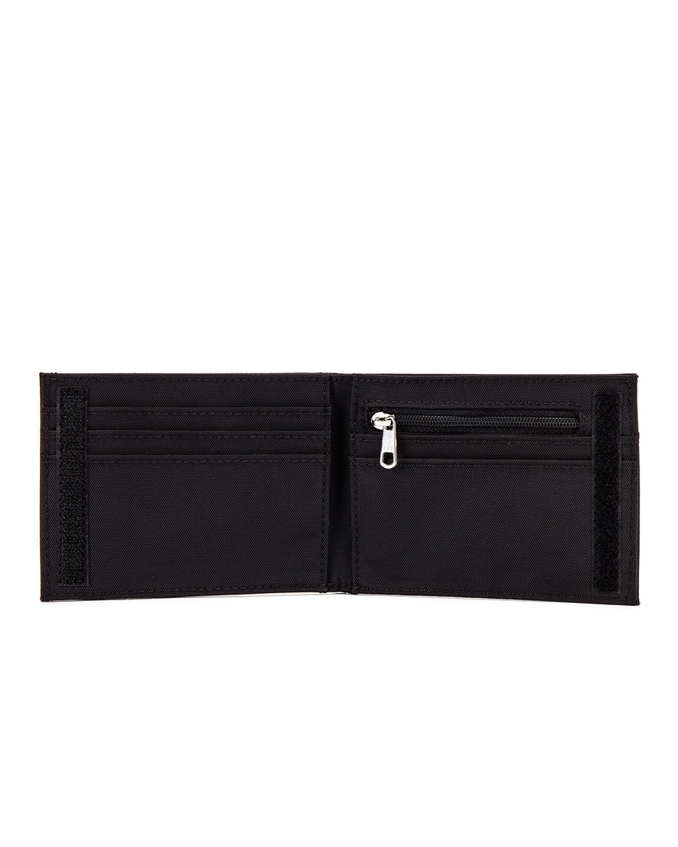 Image 4 of A.P.C. Porte Cartes Brain Dead Wallet in Noir