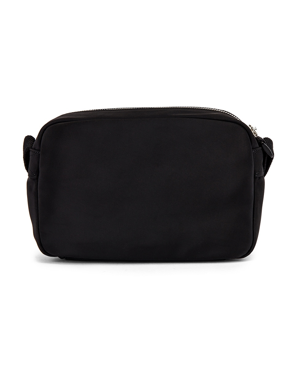 Image 2 of A.P.C. Camera Protection Bag in Noir & Multi