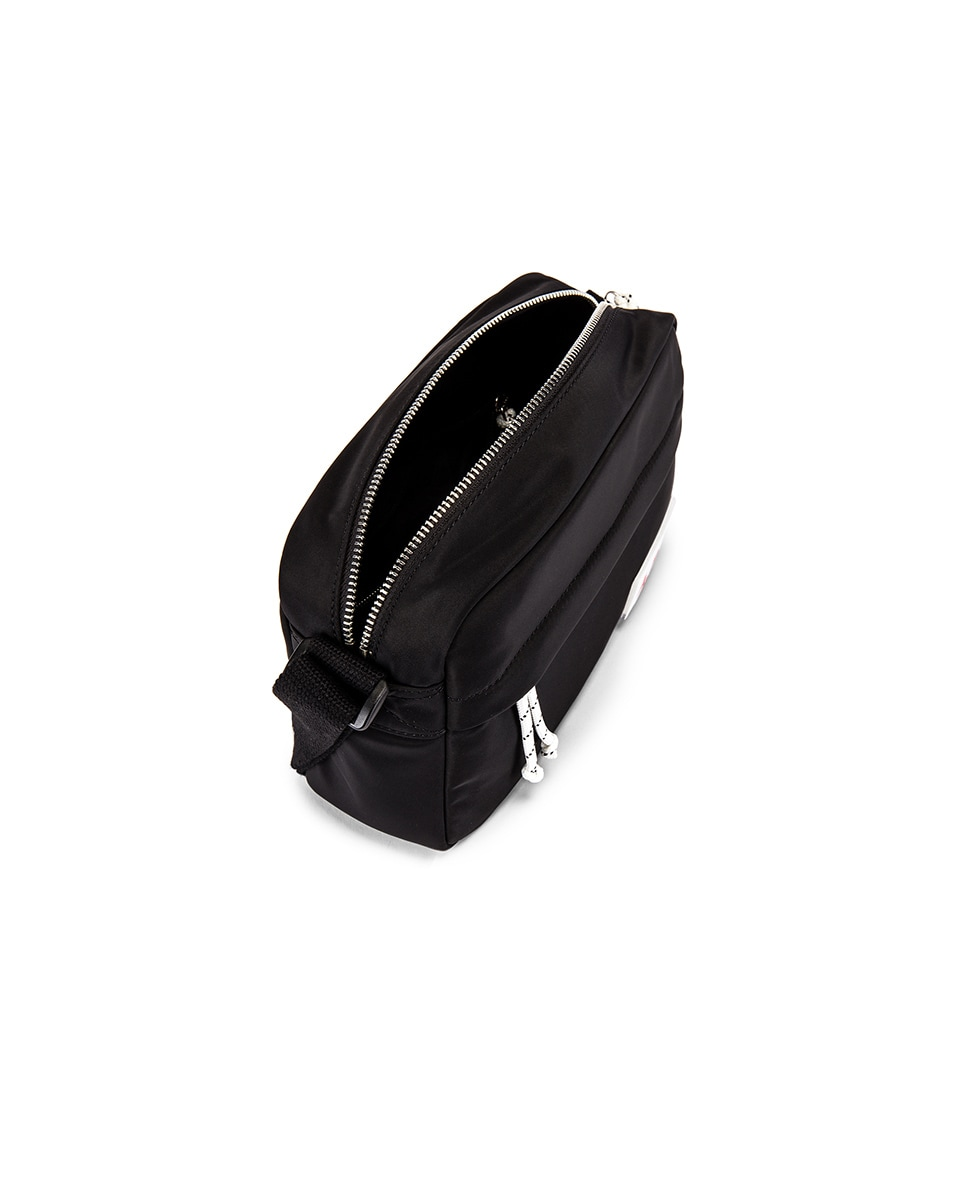 Image 4 of A.P.C. Camera Protection Bag in Noir & Multi