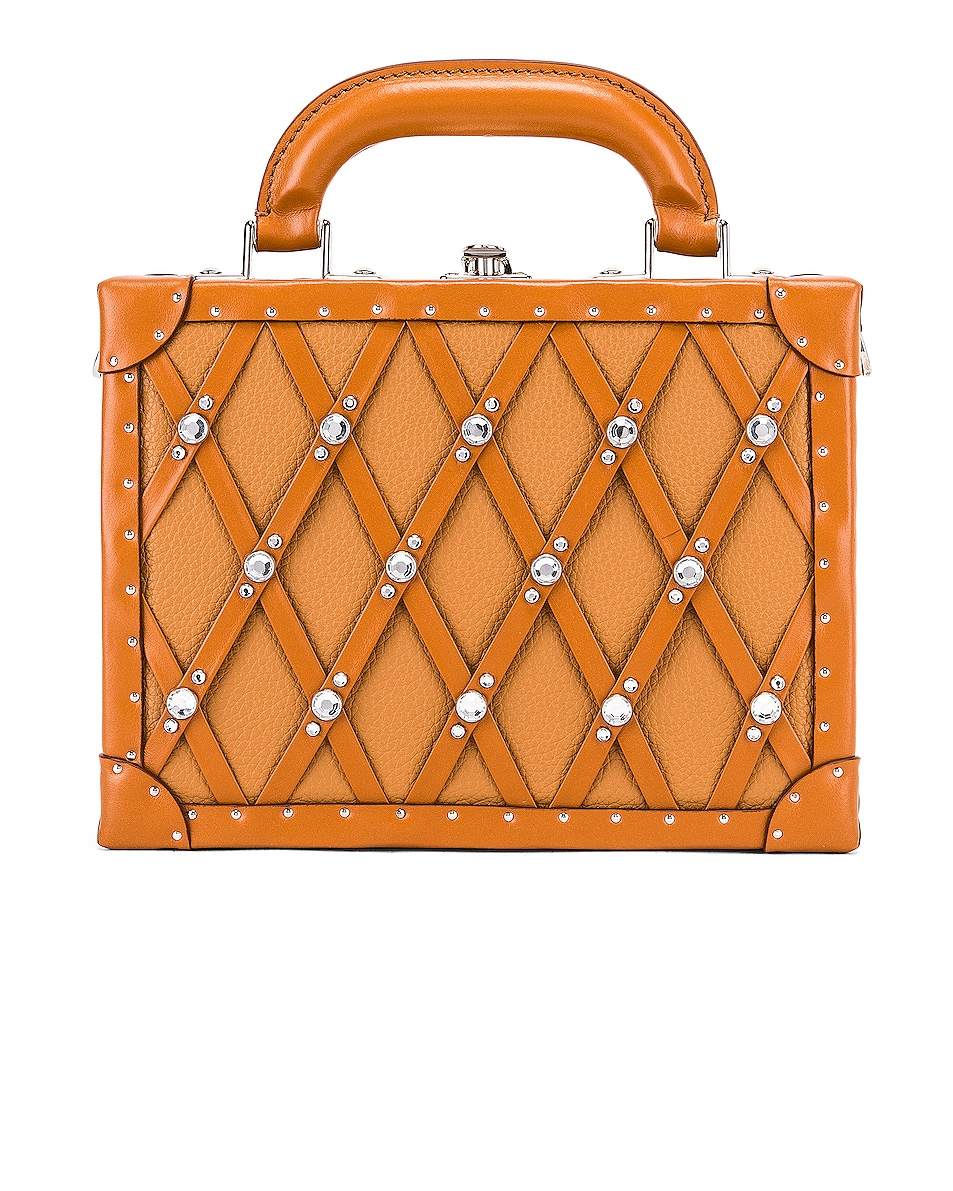 Image 3 of AREA Dion Bag in Caramel