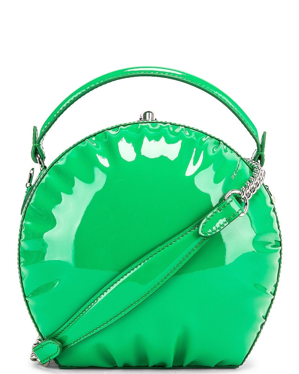 Image 1 of AREA Regina Medium Bag in Green