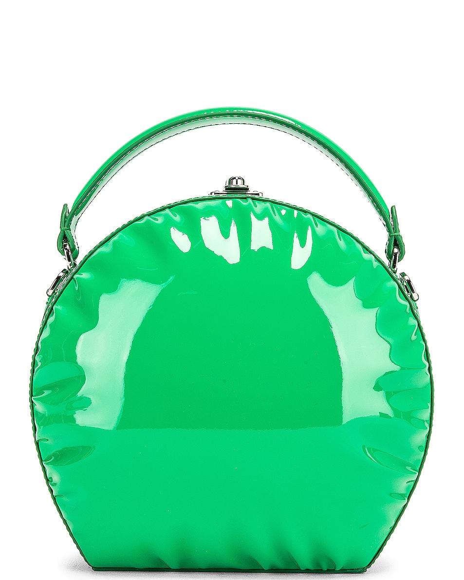 Image 3 of AREA Regina Medium Bag in Green