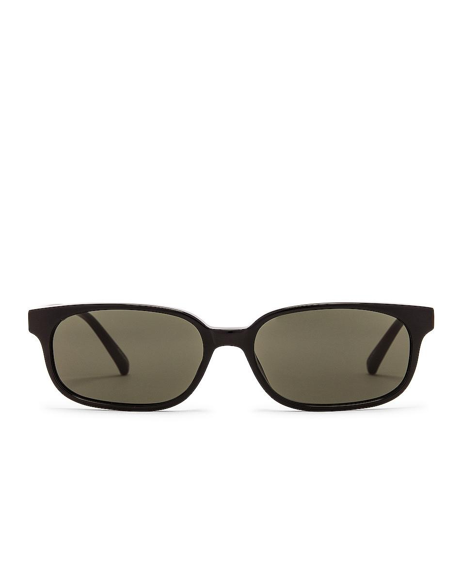 Image 1 of THE ATTICO Gigi Sunglasses in Black