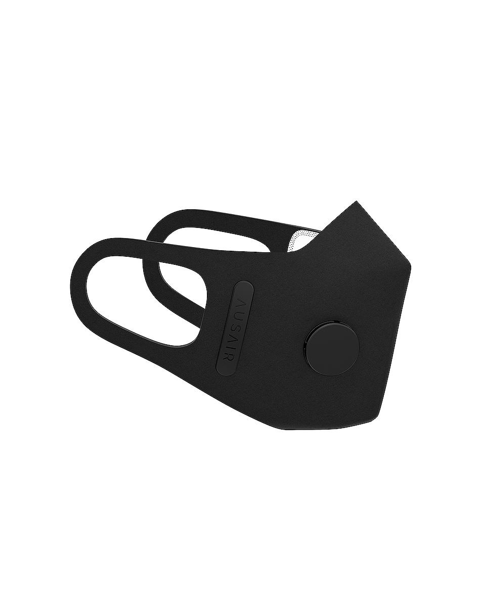 Image 1 of AusAir Mask in Deep Black