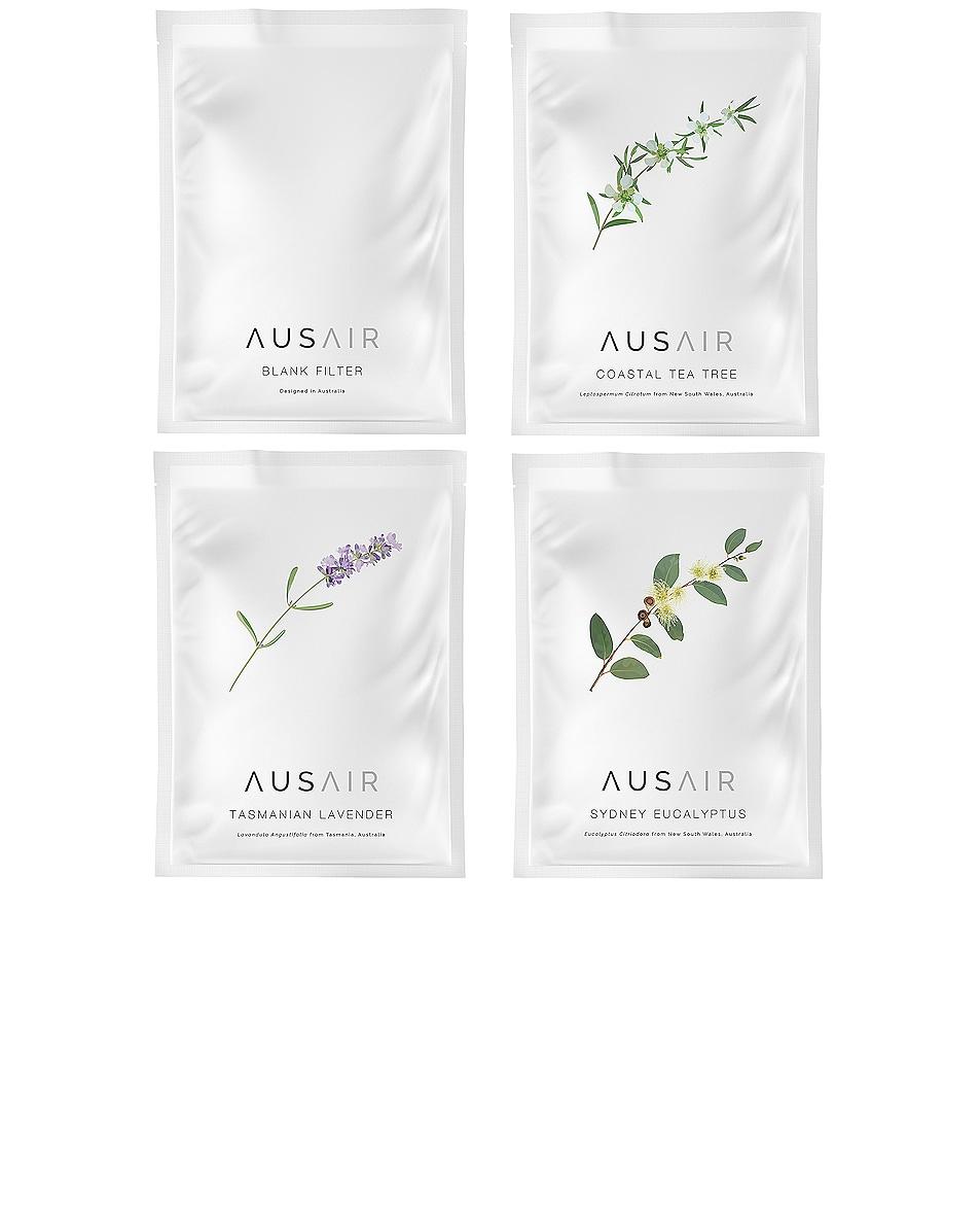 Image 1 of AusAir Filter in Lavender, Tea Tree, Eucalyptus, & Unscented