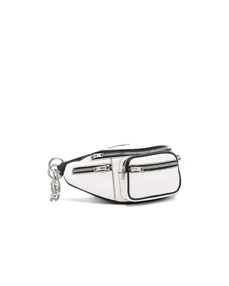 Image 3 of Alexander Wang Attica Soft Fanny Pack in White