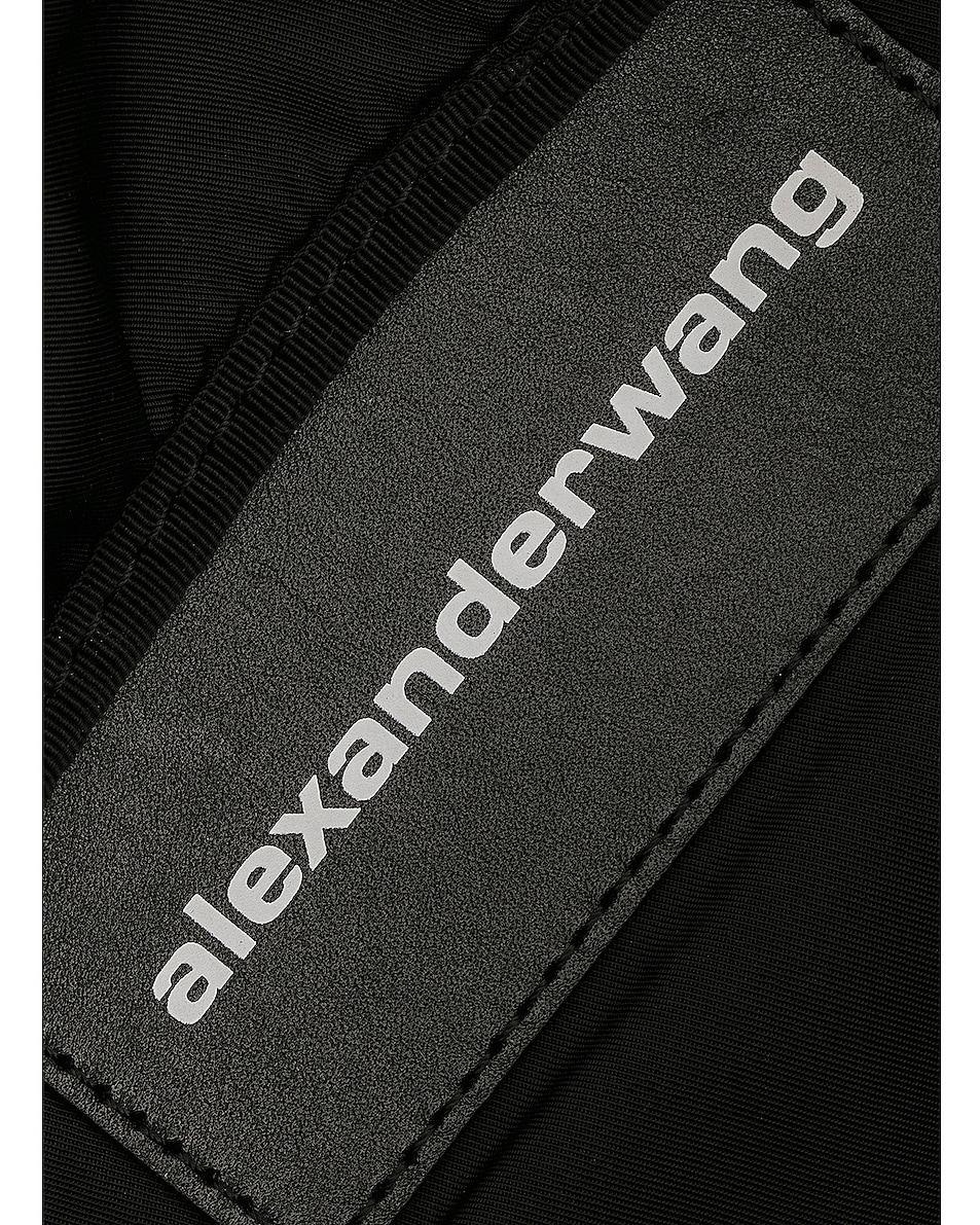Image 6 of Alexander Wang Attica Ball Chain Fanny Pack in White