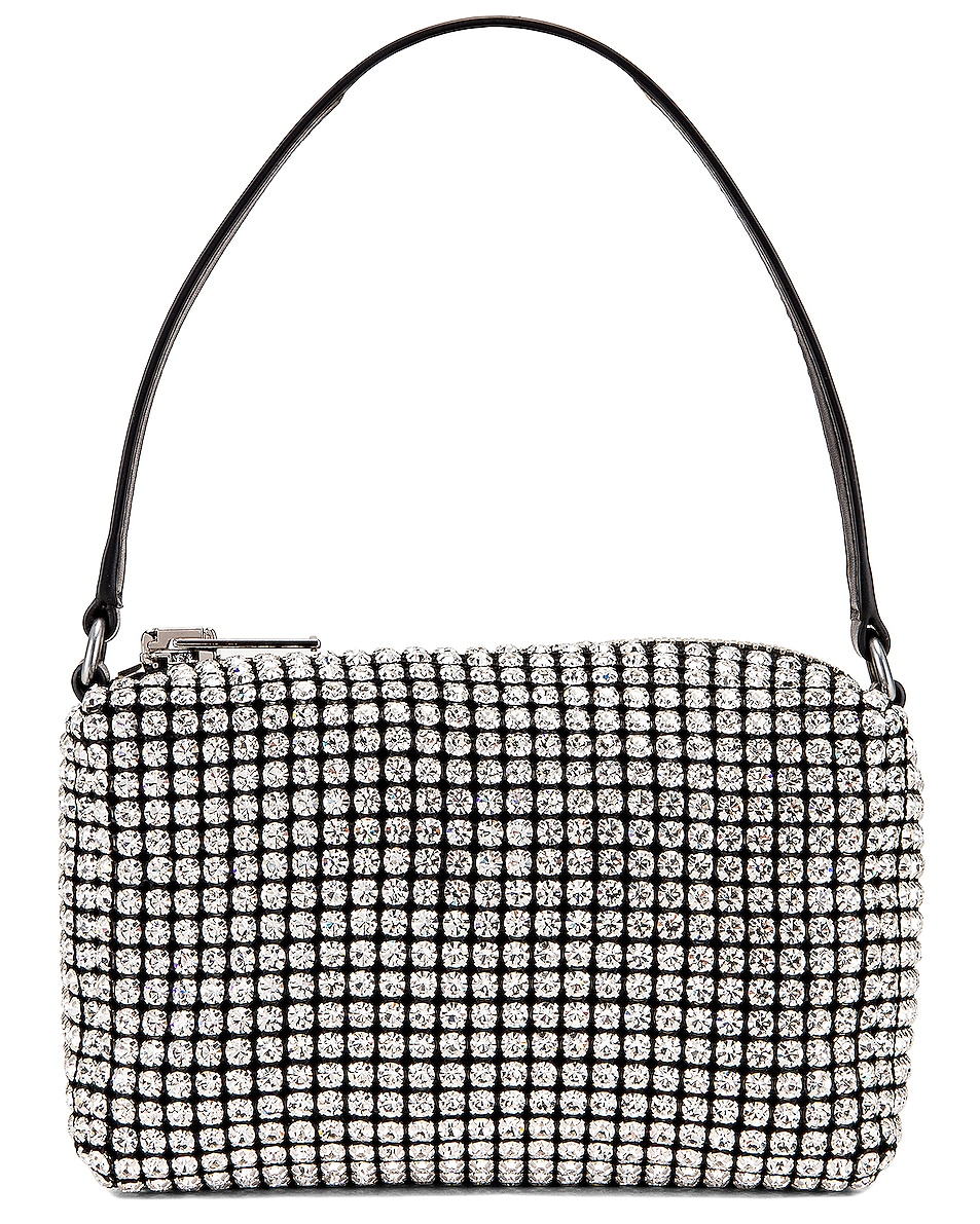 Image 1 of Alexander Wang Medium Pouch in White