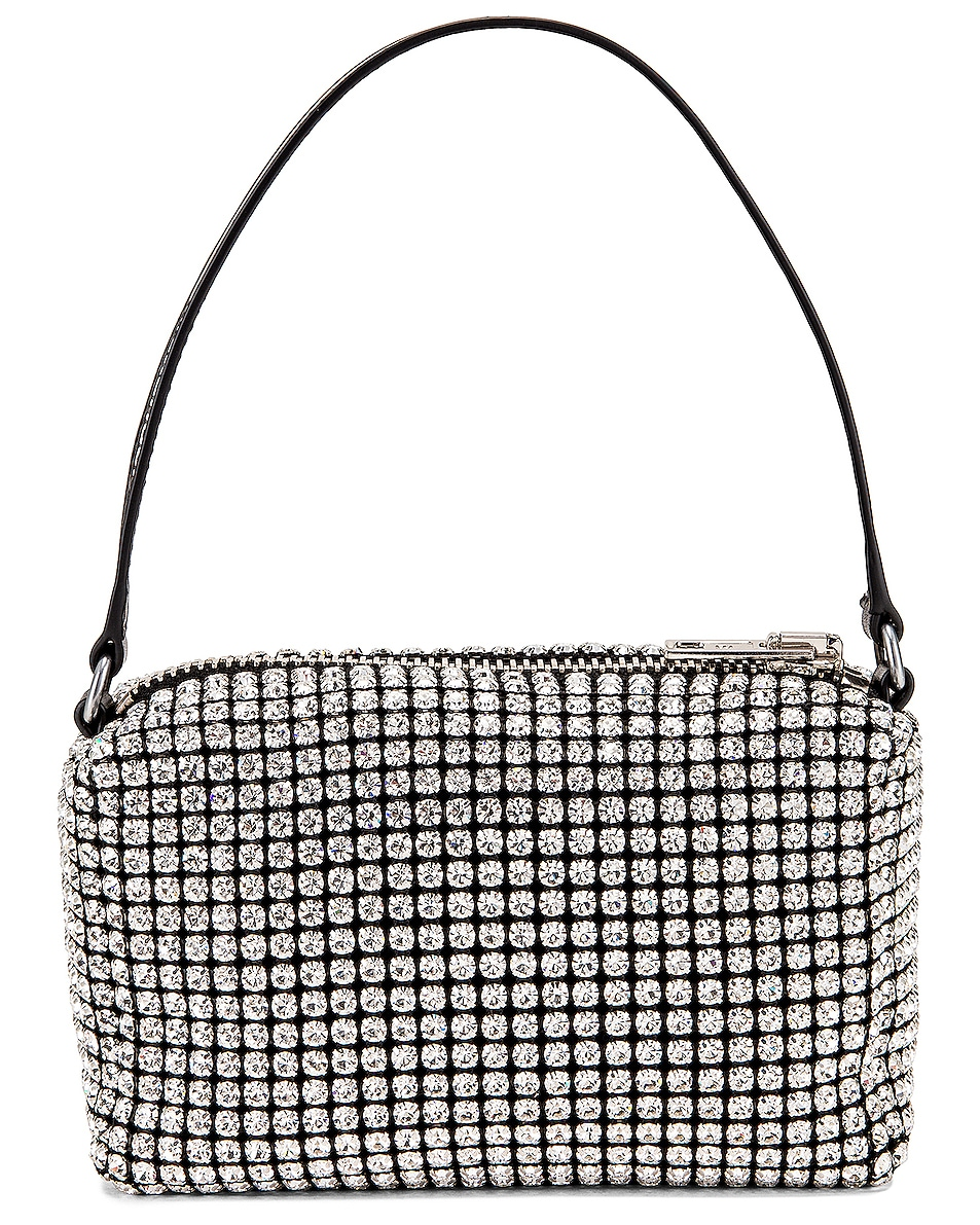 Image 3 of Alexander Wang Medium Pouch in White