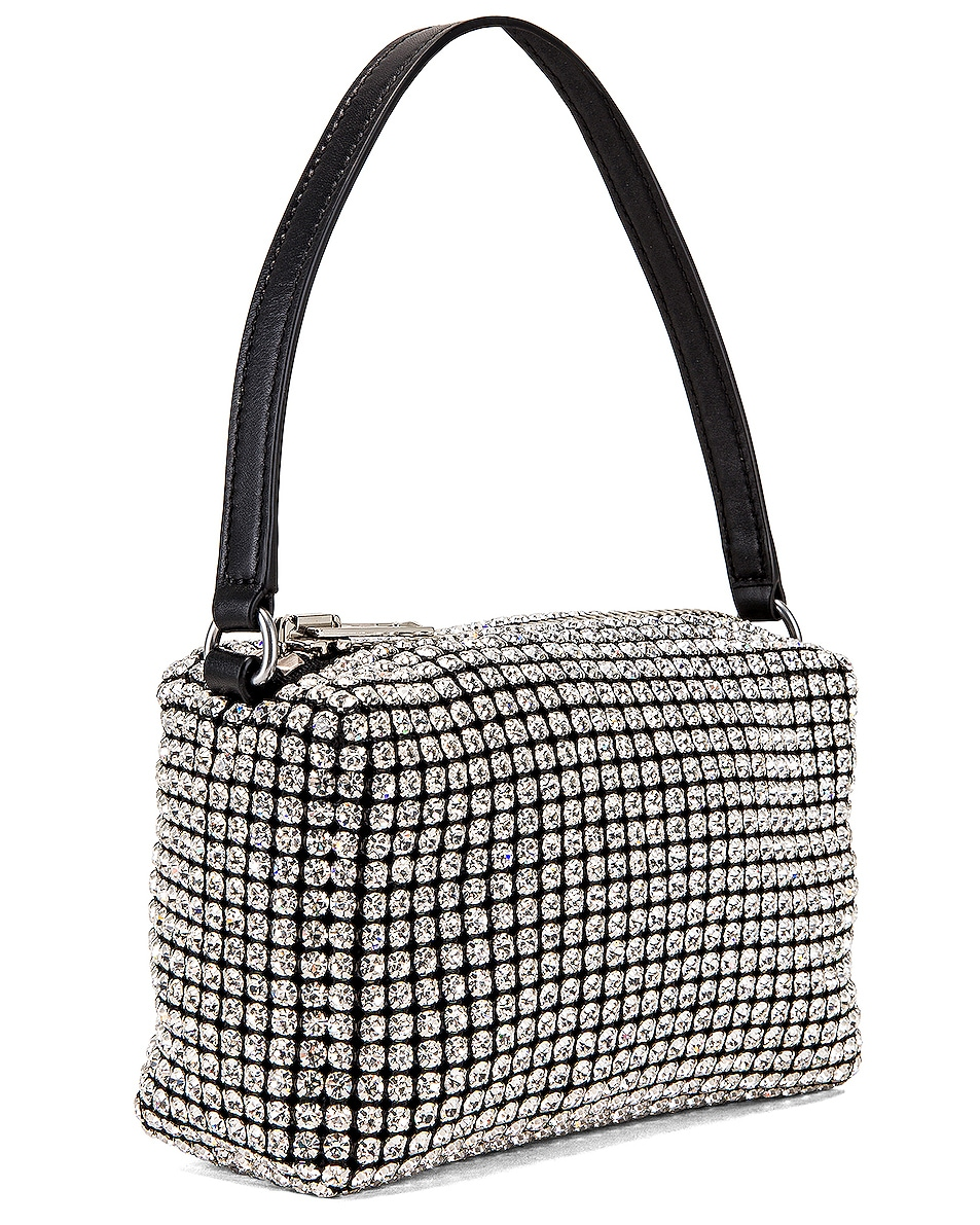Image 4 of Alexander Wang Medium Pouch in White