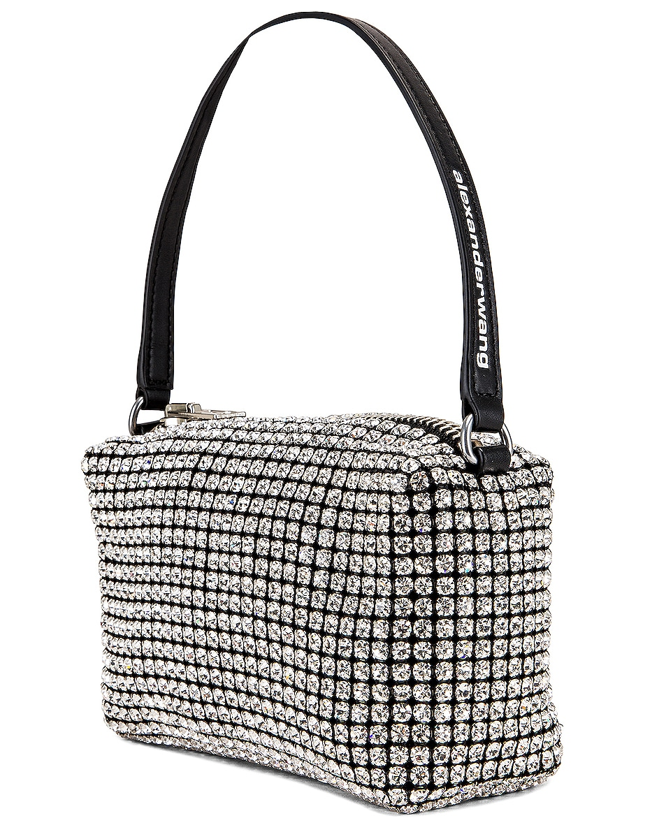 Image 5 of Alexander Wang Medium Pouch in White