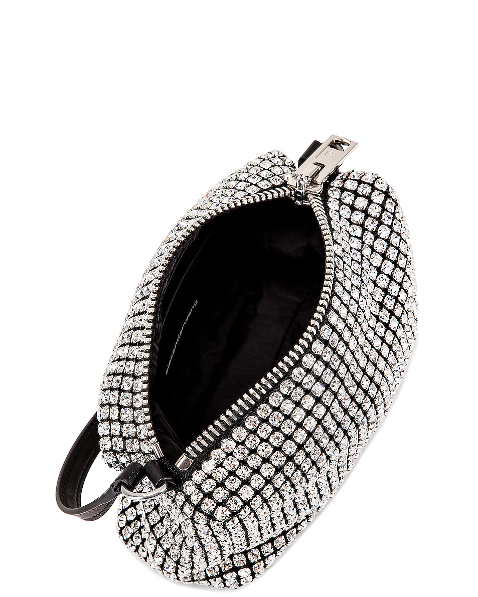 Image 6 of Alexander Wang Medium Pouch in White