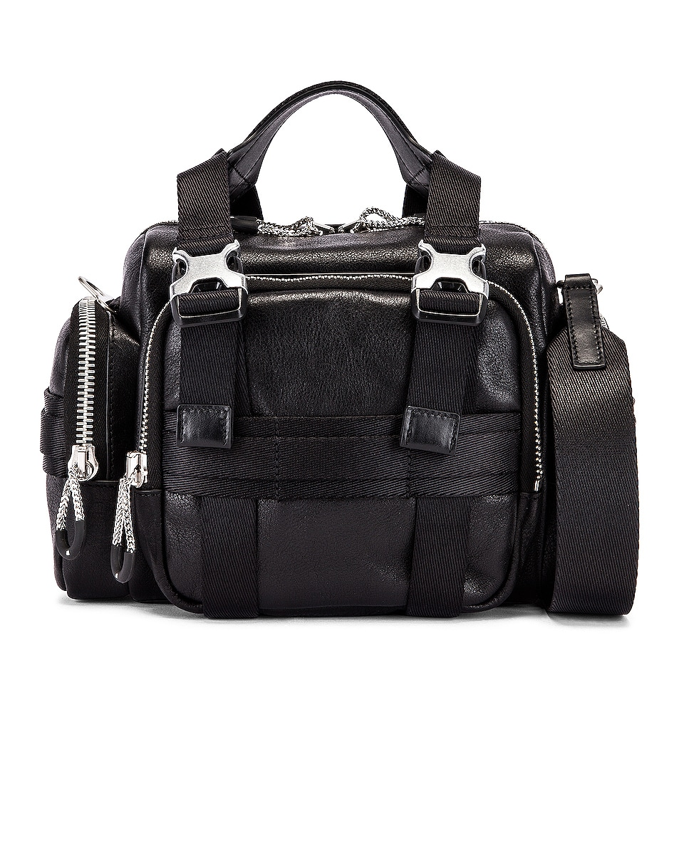 Image 1 of Alexander Wang Surplus Satchel Bag in Black