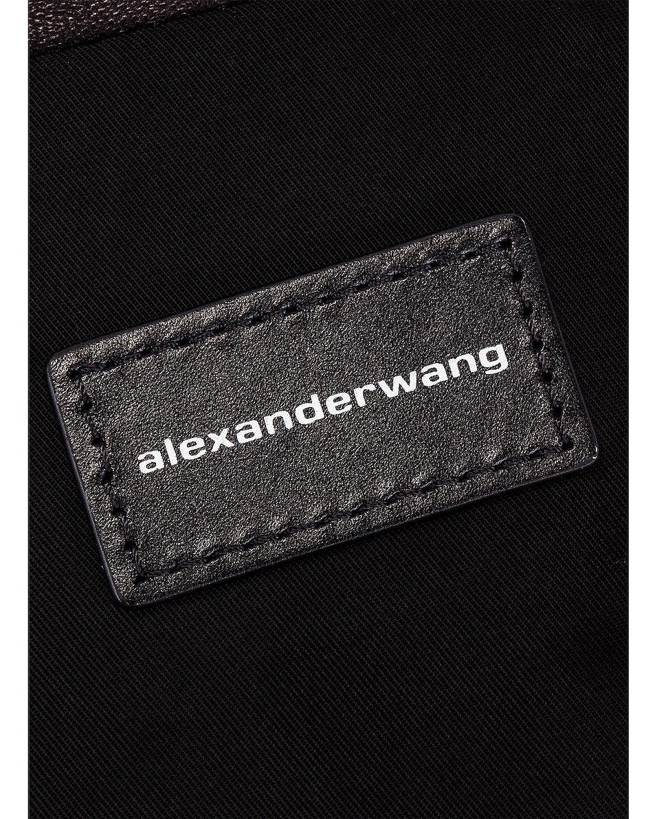 Image 7 of Alexander Wang Ryan Belt Bag in Black