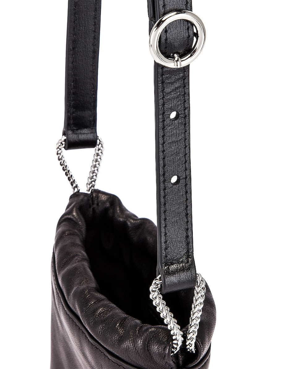 Image 8 of Alexander Wang Ryan Belt Bag in Black