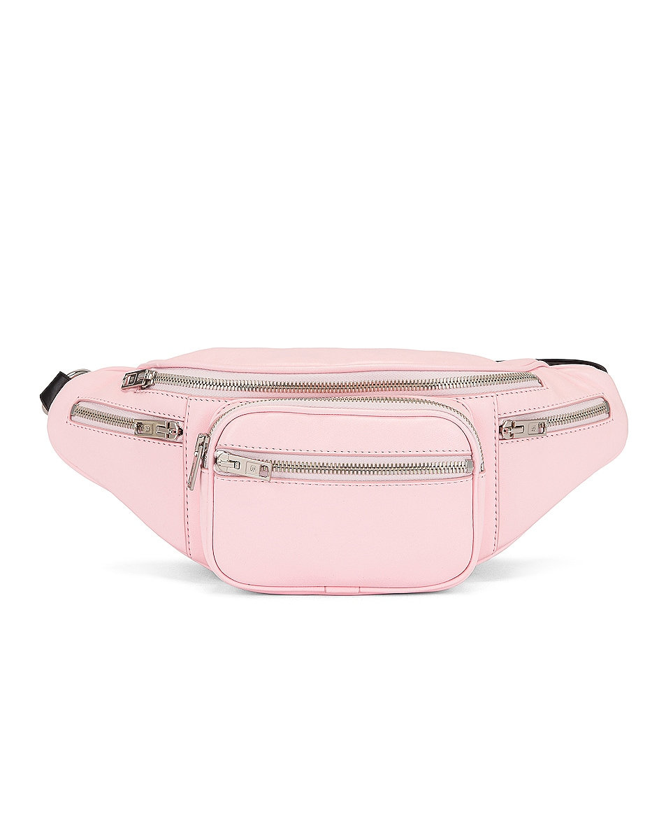 Image 1 of Alexander Wang Attica Soft Fanny Pack in Pink