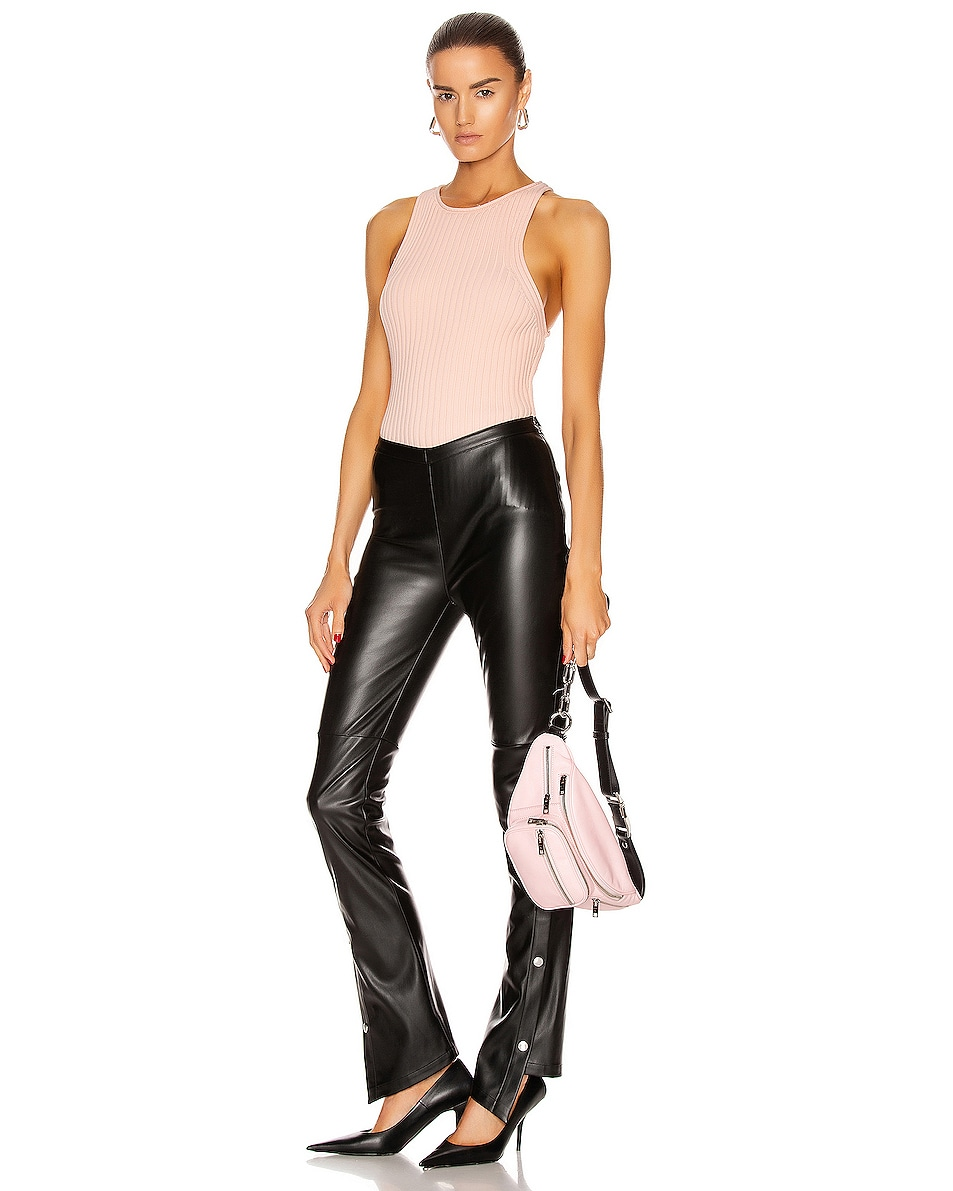Image 2 of Alexander Wang Attica Soft Fanny Pack in Pink