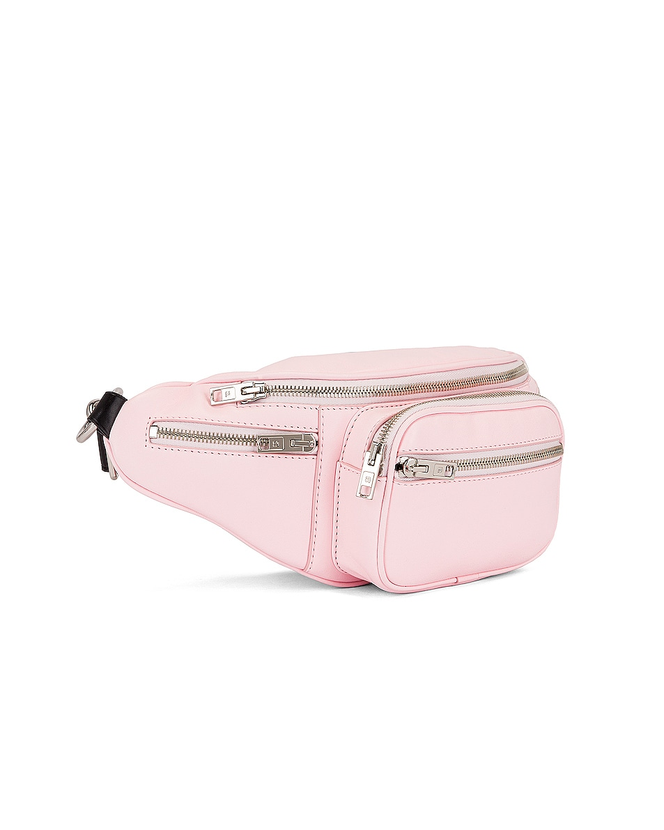 Image 4 of Alexander Wang Attica Soft Fanny Pack in Pink