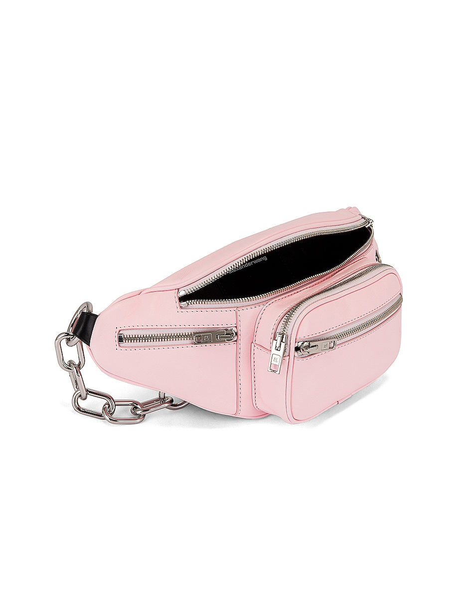 Image 5 of Alexander Wang Attica Soft Fanny Pack in Pink