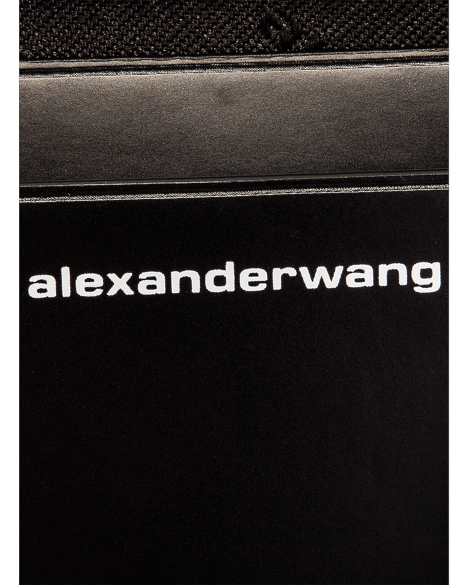 Image 7 of Alexander Wang Attica Soft Mini Fanny Crossbody Bag in Periwinkle