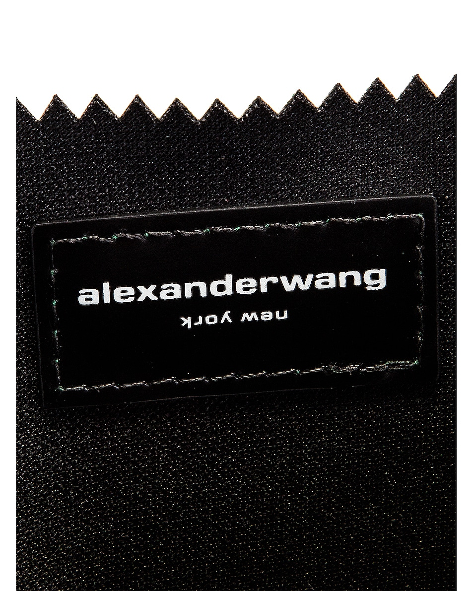 Image 6 of Alexander Wang Lunch Bag Clutch in Emerald
