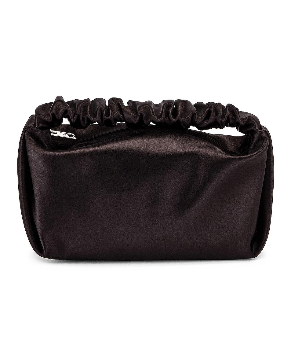 Image 1 of Alexander Wang Scrunchie Mini Bag in Black
