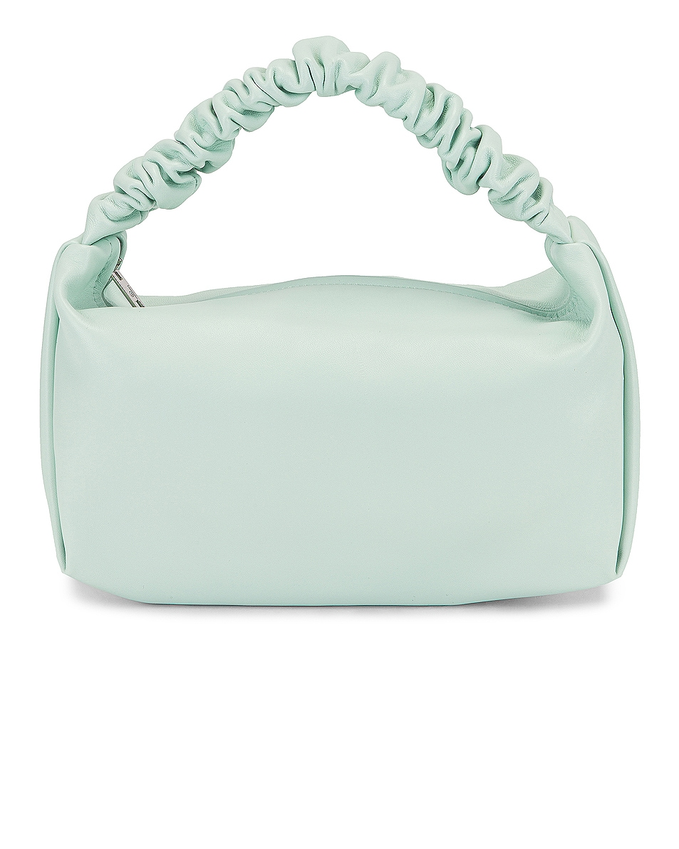 Image 1 of Alexander Wang Small Scrunchie Bag in Glacier