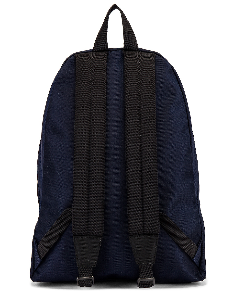 Image 2 of Balenciaga Explorer Backpack in Navy