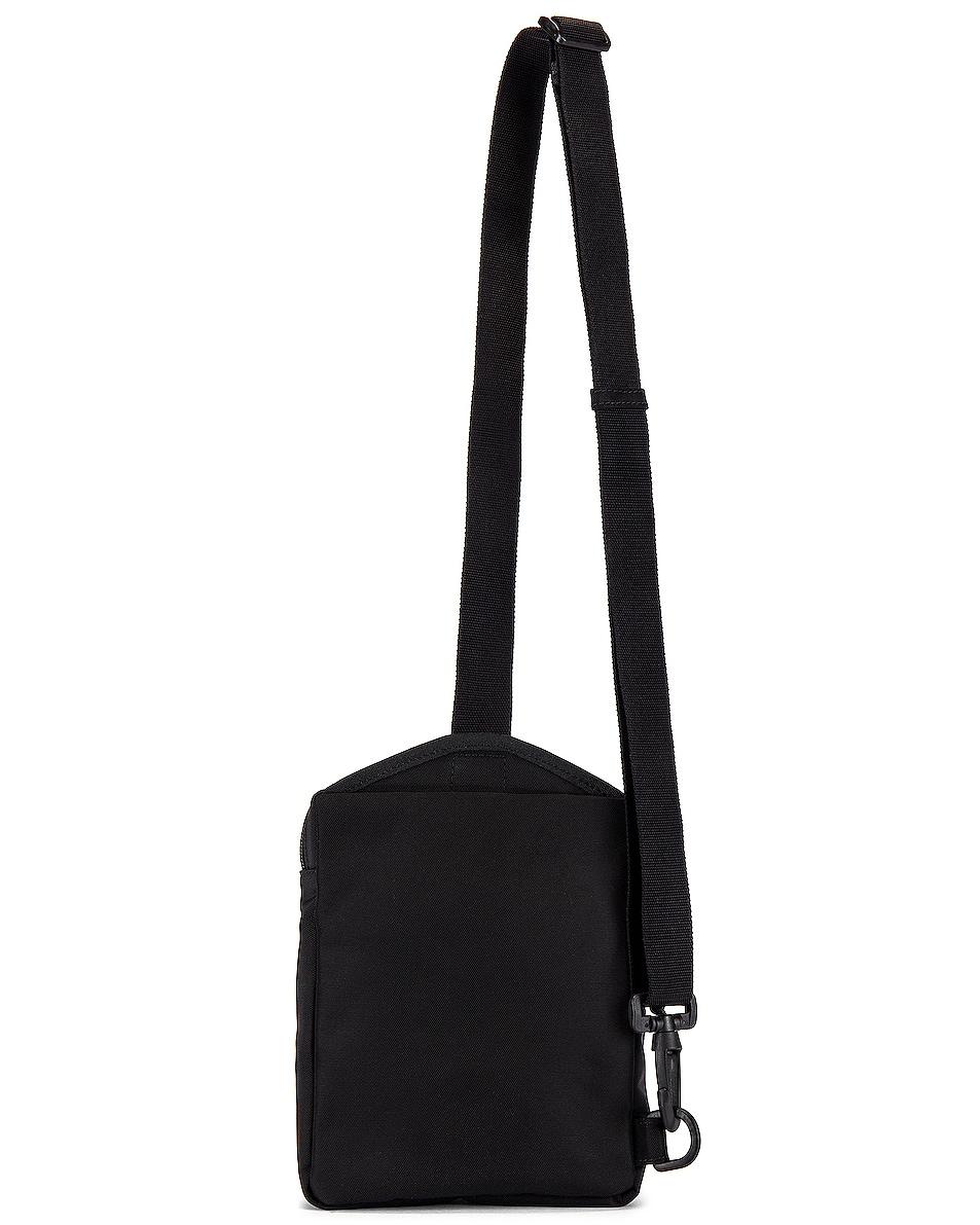 Image 2 of Balenciaga Explorer Crossbody Messenger Bag in Black