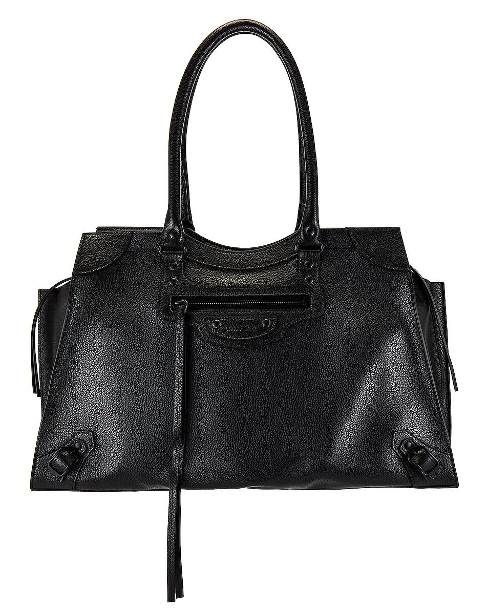 Image 1 of Balenciaga Neo Classic City Bag in Black