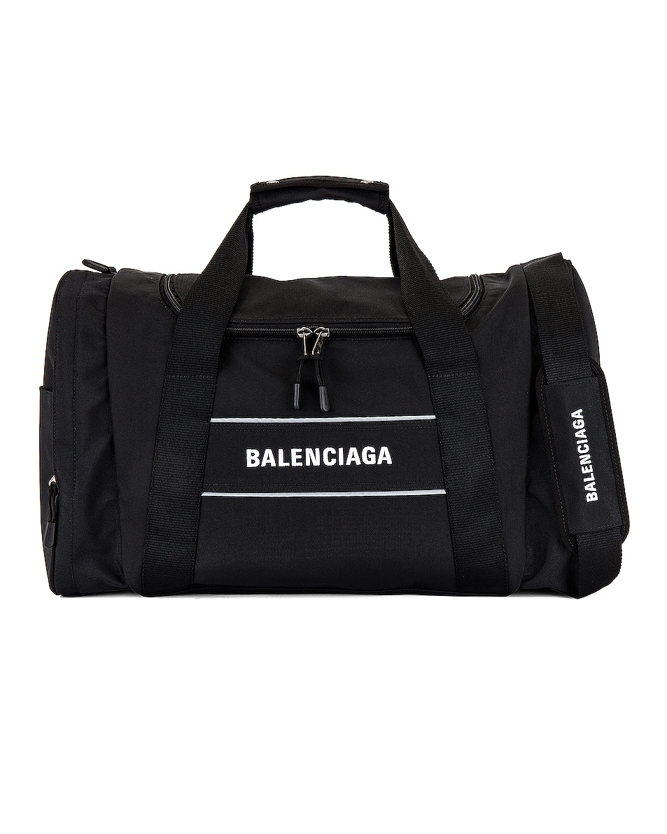 Image 1 of Balenciaga Sport N-S Tote Bag in Black