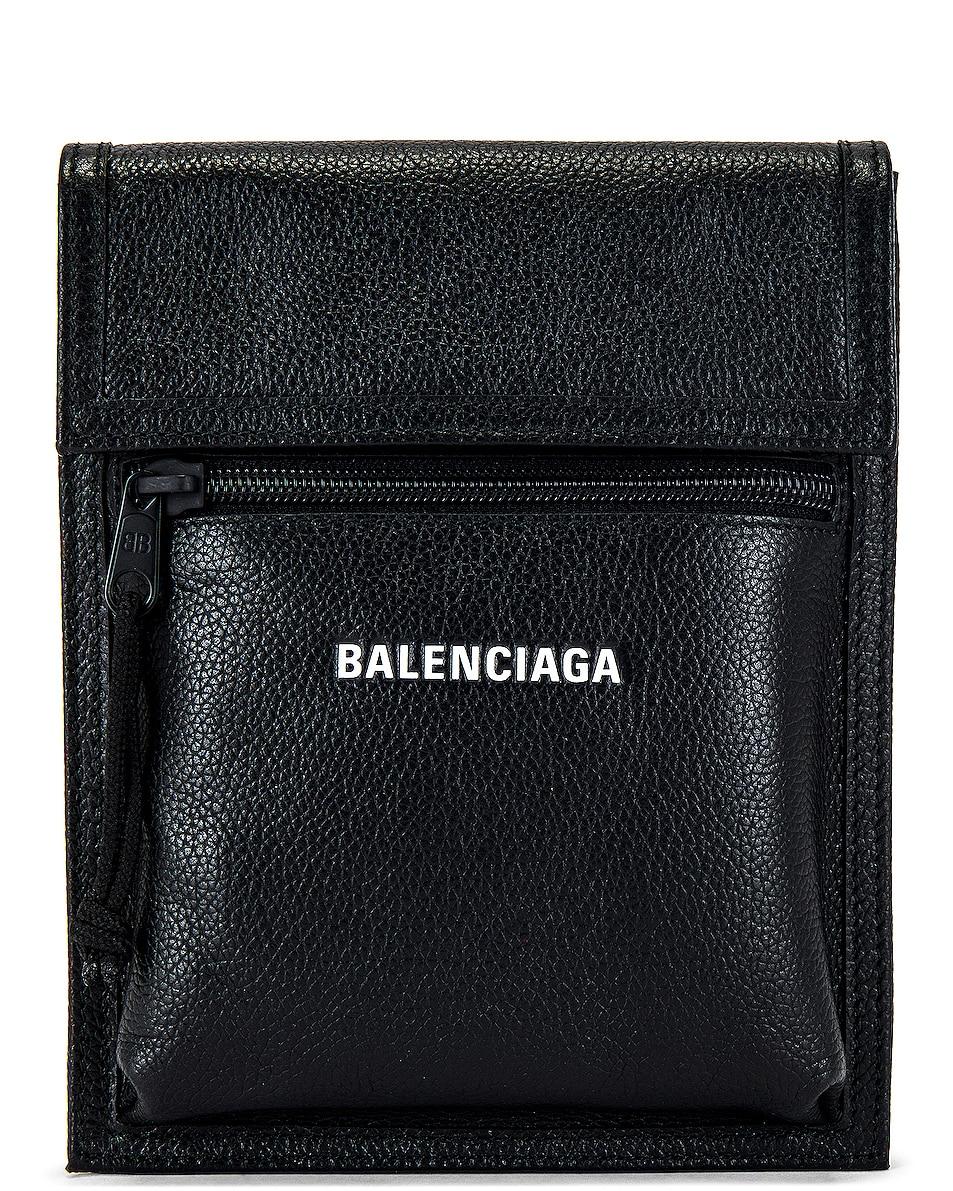 Image 1 of Balenciaga Explorer Pouch in Black