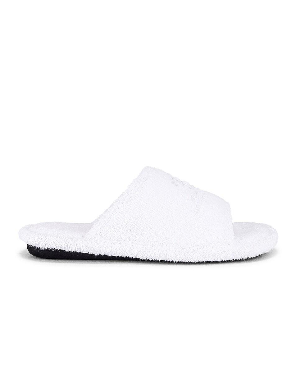 Image 1 of Balenciaga Home Slide in White