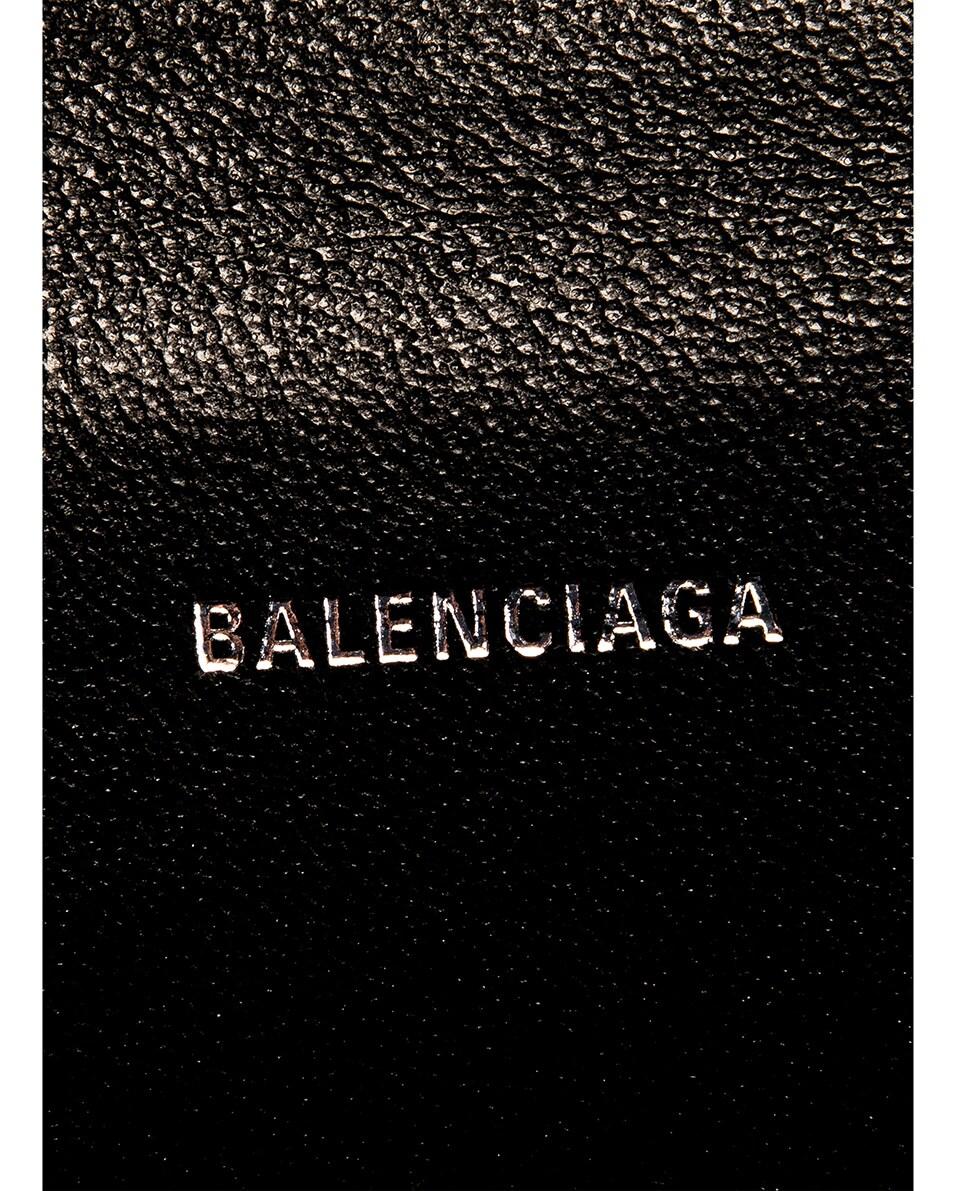 Image 6 of Balenciaga XS Sharp Belt Bag in Black