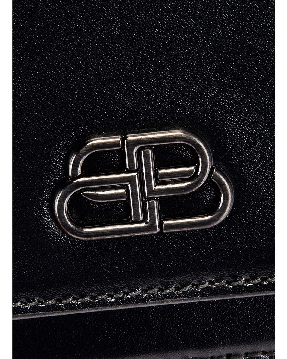 Image 7 of Balenciaga XS Sharp Belt Bag in Black