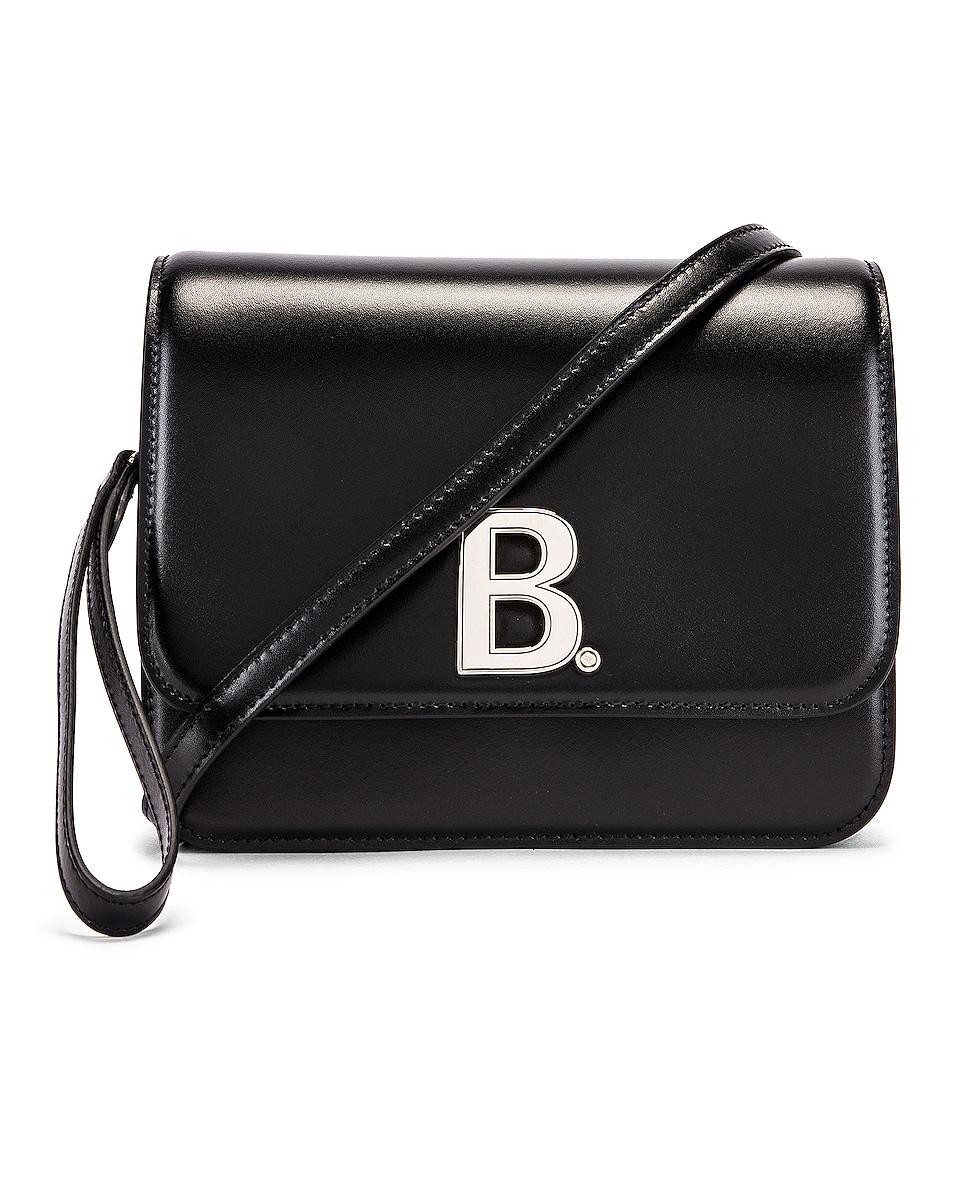 Image 1 of Balenciaga Small B Bag in Black