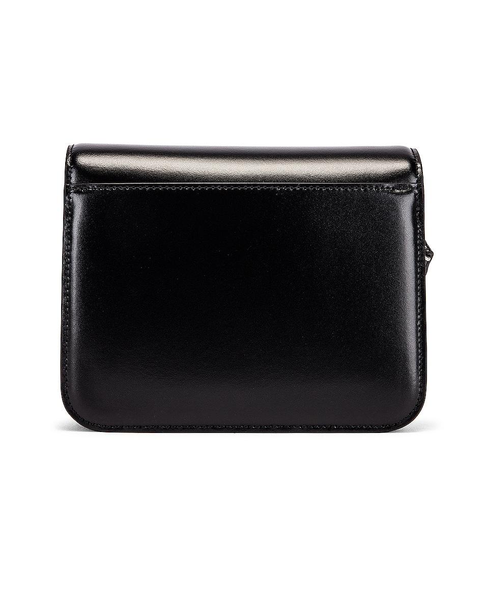 Image 3 of Balenciaga Small B Bag in Black