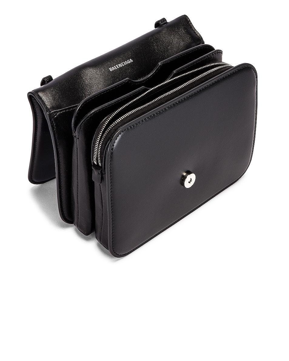 Image 5 of Balenciaga Small B Bag in Black