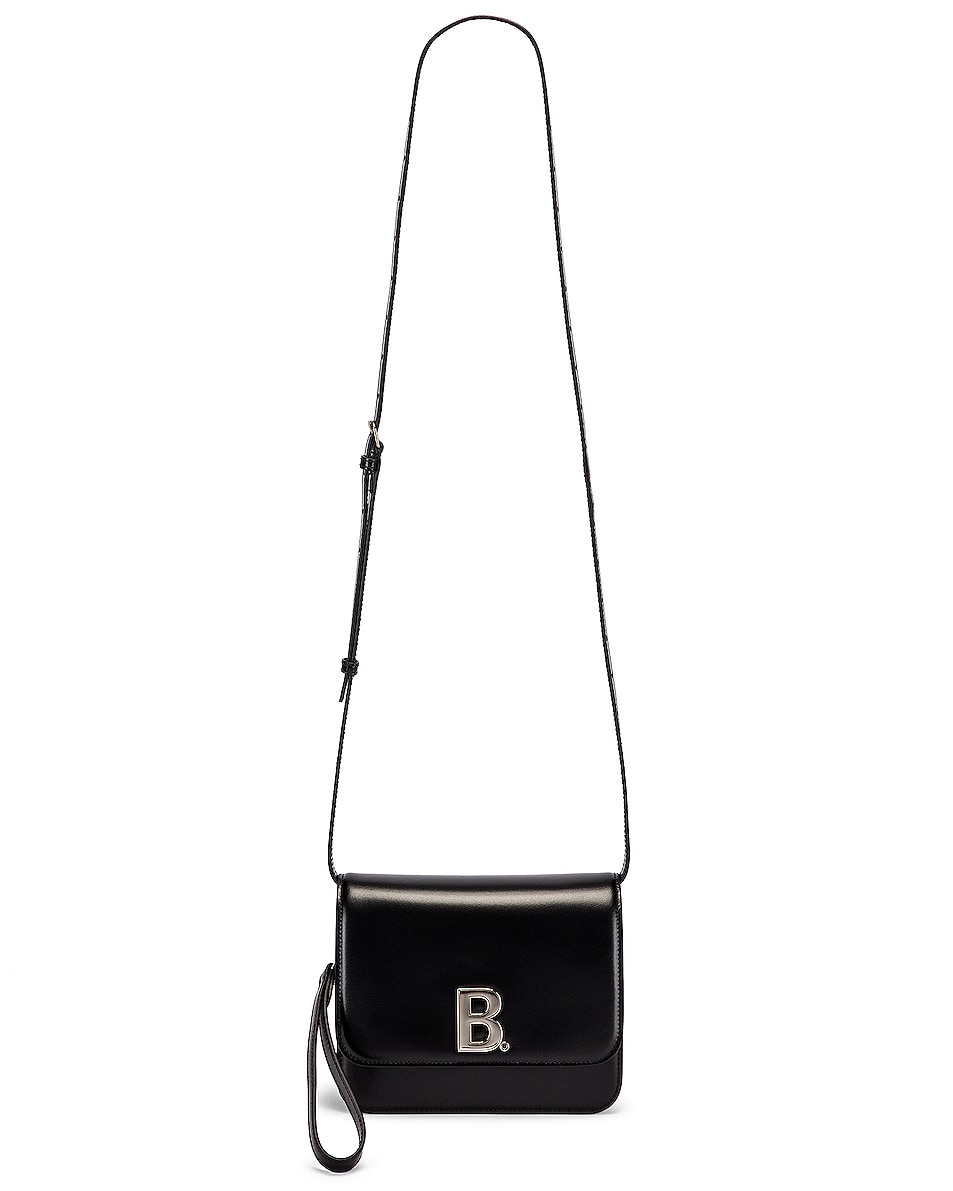 Image 6 of Balenciaga Small B Bag in Black