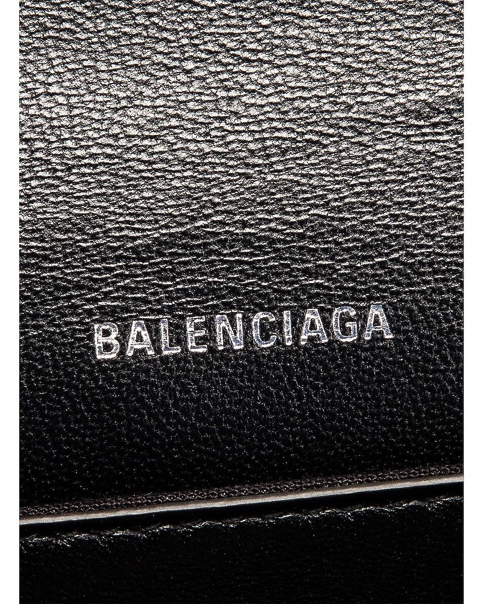 Image 7 of Balenciaga Small B Bag in Black